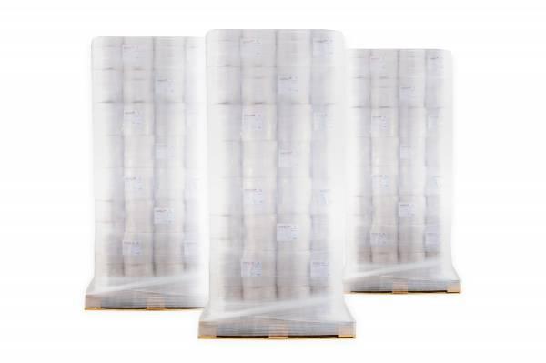 Palettenware mit 48 VE Jumbo-Toilettenpapier 2-lagig