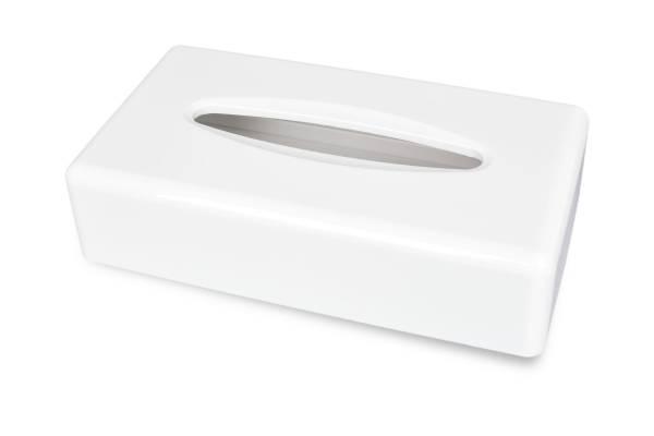 SemyTop Kosmetikboxen-Spender, weiß, Kunststoff