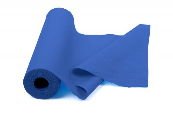 SemyTop Airlaid Tischläufer, blau