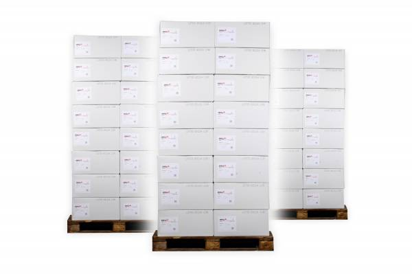 Sonderposten mit 32 VE Papierhandtücher 2-lagig ZZ/V-Falz