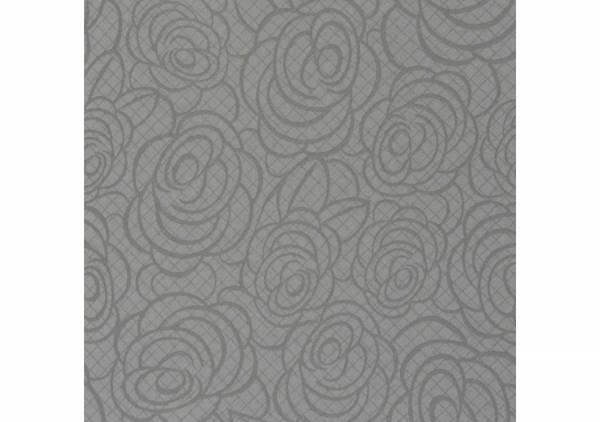 SemyTop Airlaid Motivserviette Roses, grau