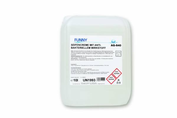 Funny Antibakterielle Seife, 10 Liter, hautmild