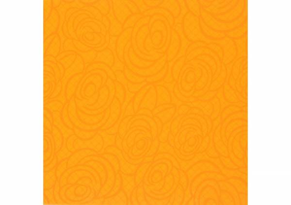 SemyTop Airlaid Motivserviette Roses, orange