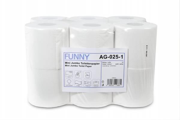 Mini Jumbo Toilettenpapier