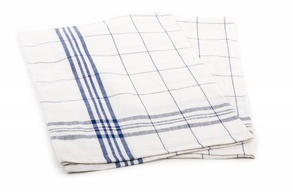 SemyTop Geschirrtuch blau, Baumwolle, 100 Stk