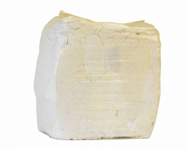 Funny Trikot - Putzlappen, weiß, 10kg