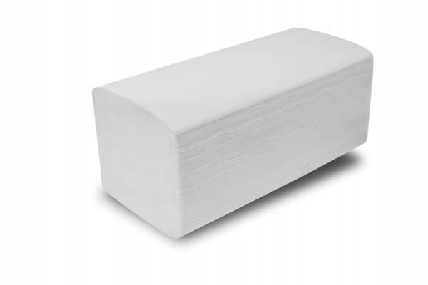 SemyTop Papierhandtuch 2-lagig ZZ-Falz 4000 Stück