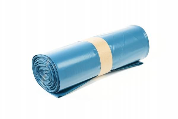 LDPE-Reg Müllsack,70 l, blau