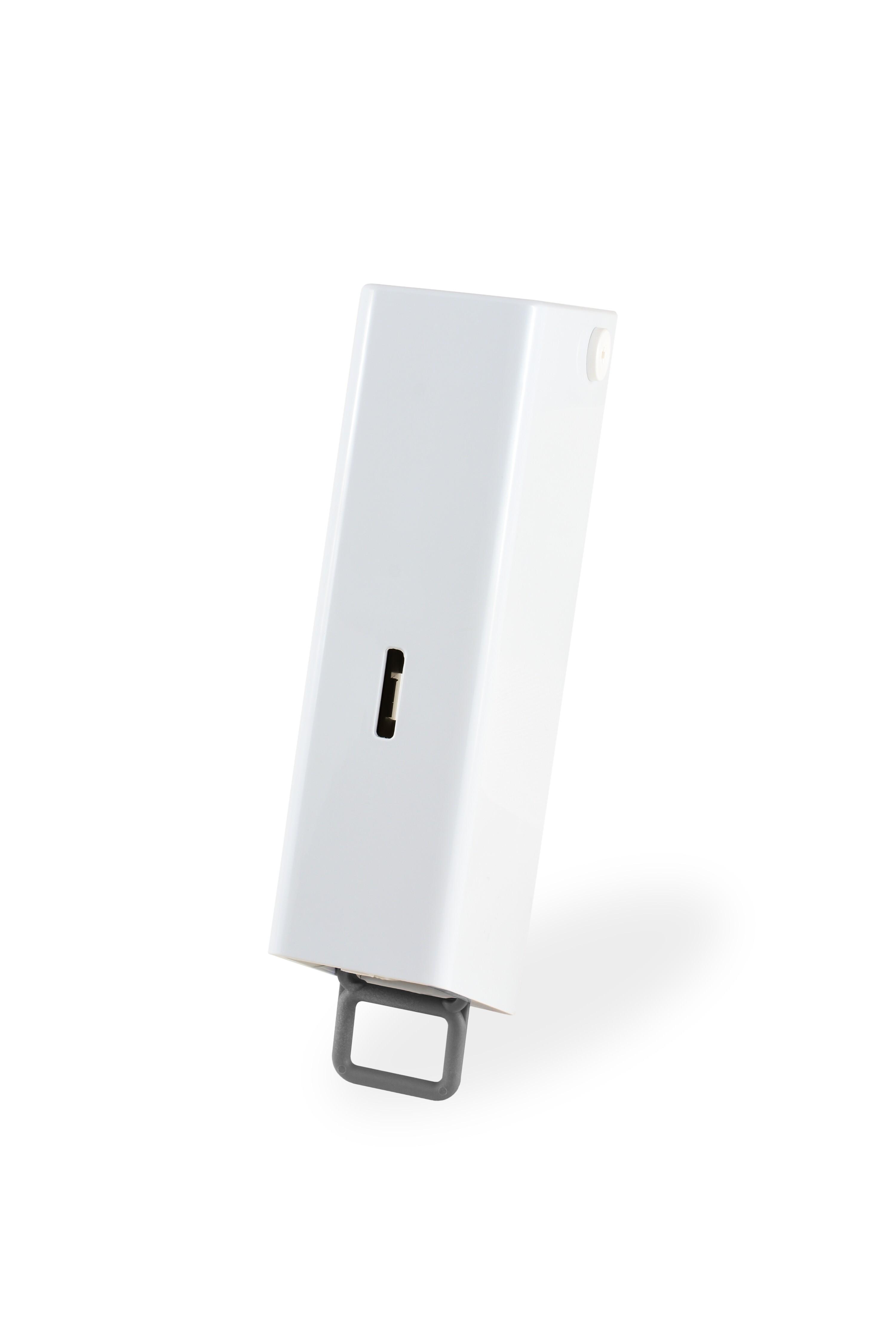 seifenspender wei kunststoff f r 500 ml 1 st ck. Black Bedroom Furniture Sets. Home Design Ideas