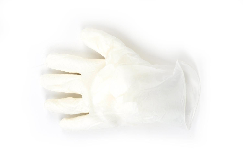 100 Stück Puderfrei Größe S Clever Einmalhandschuhe Nitril Safe Light Schwarz