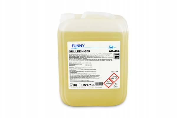 Funny Grillreiniger, löst hartnäckige Verkrustungen, 10 Liter