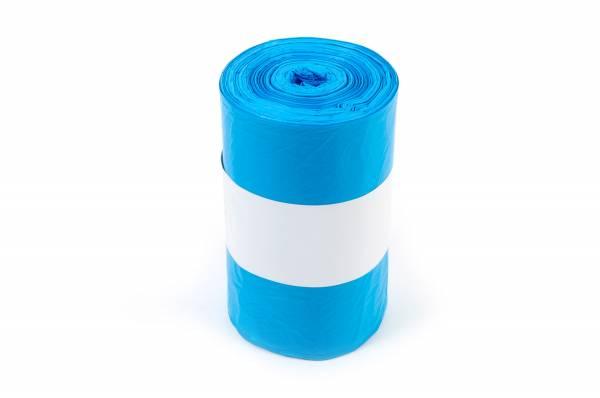 Funny Müllbeutel PE, blau, 10 Rollen