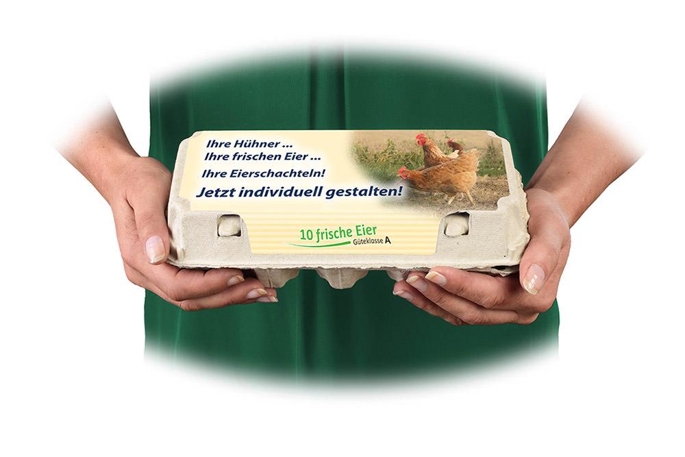 Eierkartons zu günstigen Herstellerpreisen!
