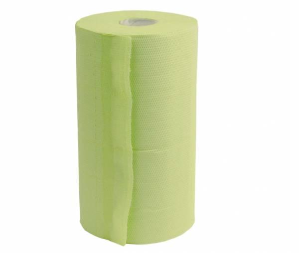 Funny Handtuchrolle 2-lagig, grün, 12 Rollen