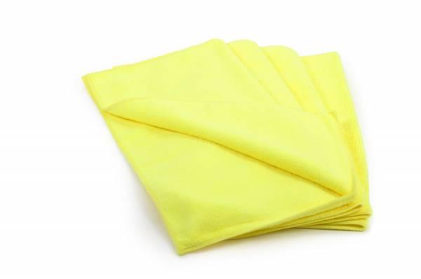 SemyTop Mikrofasertuch Extra Gelb, 20 Stk