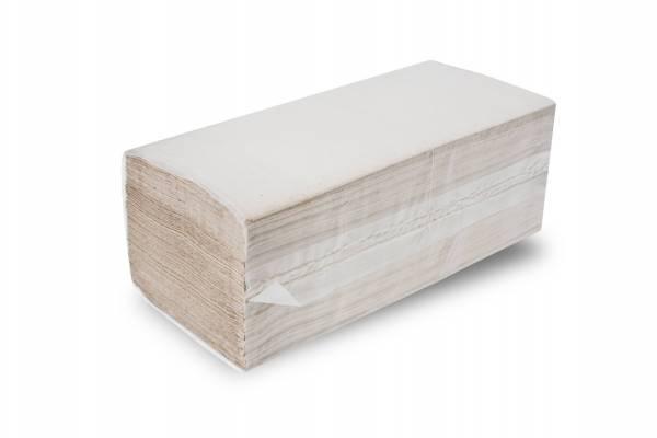SemyTop Papierhandtuch 1-lagig ZZ/V-Falz 10000 Blatt