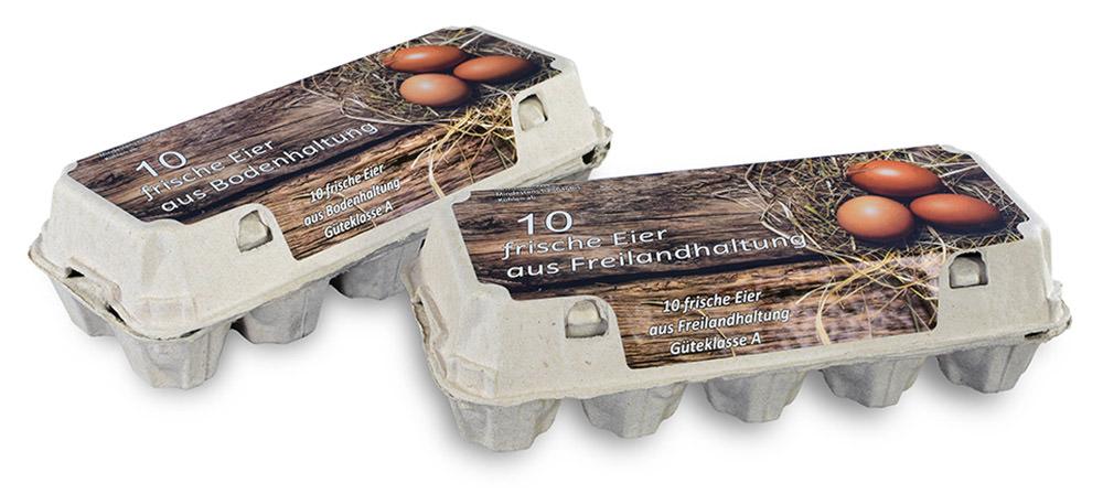 Eierschachteln beim preiswerten Großhandel