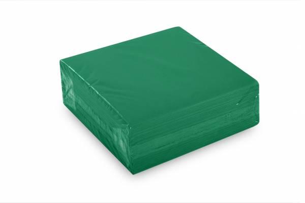Quicky Airlaid-Servietten, 40 x 40 cm, grün