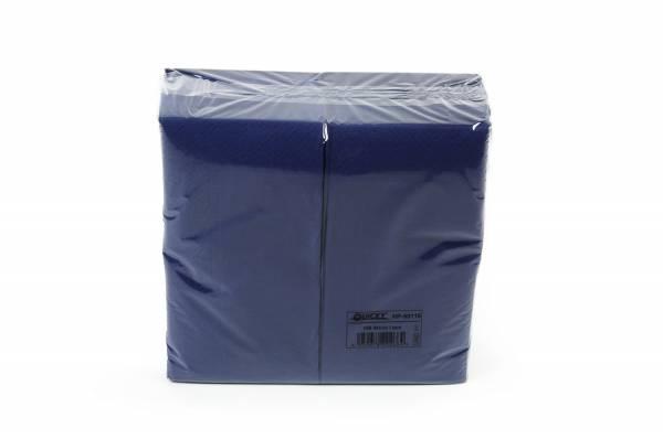 Quicky Farbige Tafelserviette, 40 x 40 cm, blau