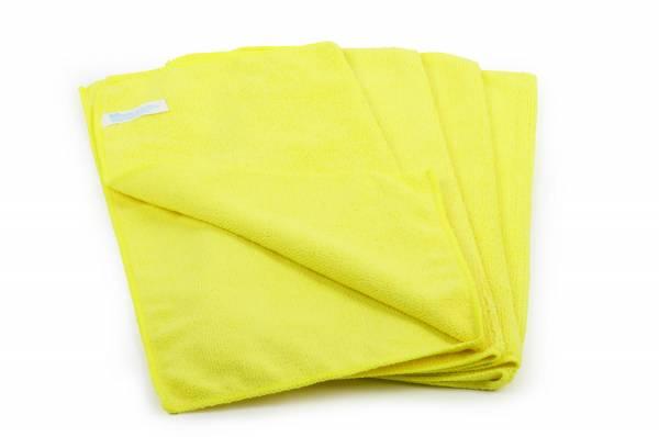 SemyTop Mikrofasertuch Gelb