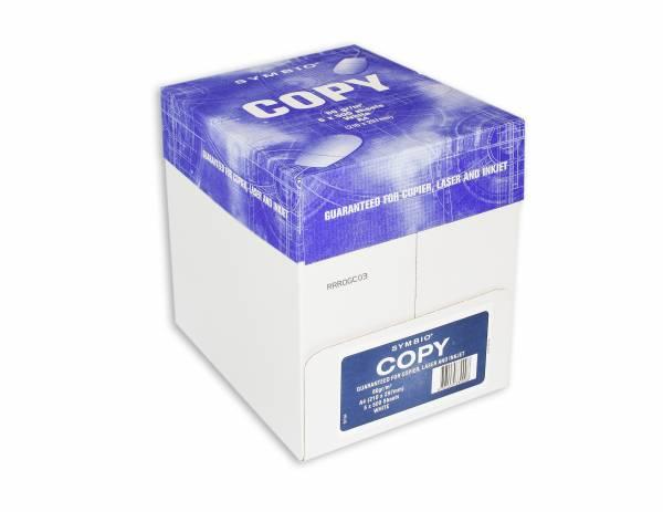 Kopierpapier, weiß, 80g DINA4, Basic